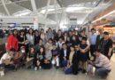 Suzuna YOSHIOKA left for Taiwan