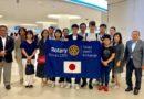 Taizo MASUDA left for France