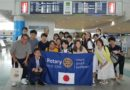 Megumi MATSUO left for Italy
